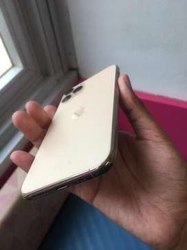 Iphone 11 pro comes with fast charger and earphones