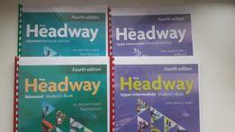 New Headway 4th upper-intermediate, advanced students+workbook