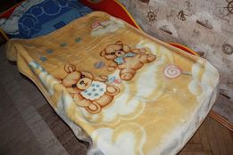 Мягусенькое детское одеяло-плед Tamilon