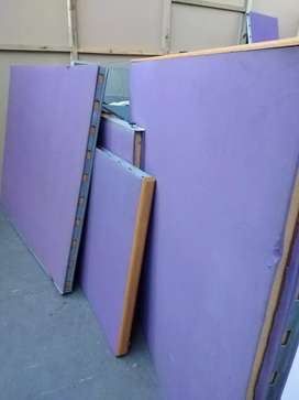 Partition boards