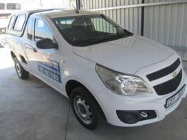 Saayman Car and Bakkie Hire - Chev Ute/ Nissan Np200