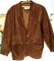 распродажа! мужская куртка замшевая