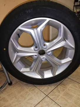 Ford focus ST Tyre