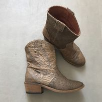 Lavorazione Artigiana кожа варана ботинки moma premiata