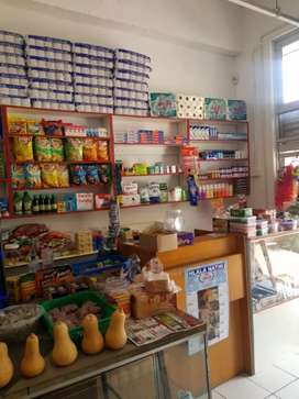 Internet cafe cell phone and supper market for sale