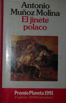 Sprzedam ksiażkę El jinete polaco
