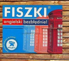Fiszki (cztery głowy) -> język angielski : Bezbłędnie!