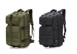 Рюкзак тактический штурмовой 30л (черный и олива)