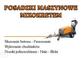 Wylewki Posadzki Betonowe Maszynowe Szlichty Mixokret Mazowieckie