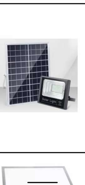 Solar lights save know for future