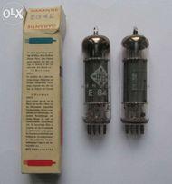 продам радиолампы E84L Telefunken NOS