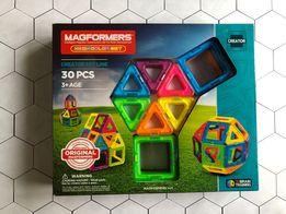 Магнитный конструктор Magformers Neon Оригинал 30 элементов