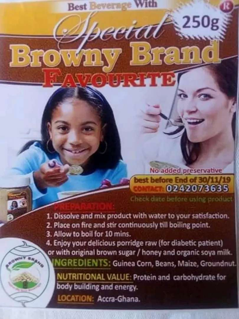 Offer natural tom brown product 0