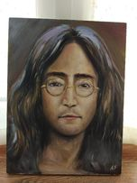 Картина маслом, Джон Ленон, John Lennon