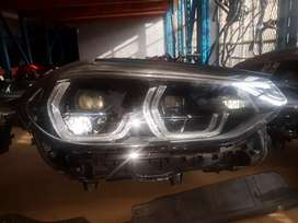 BMW X3 GO3 HEADLIGHTS