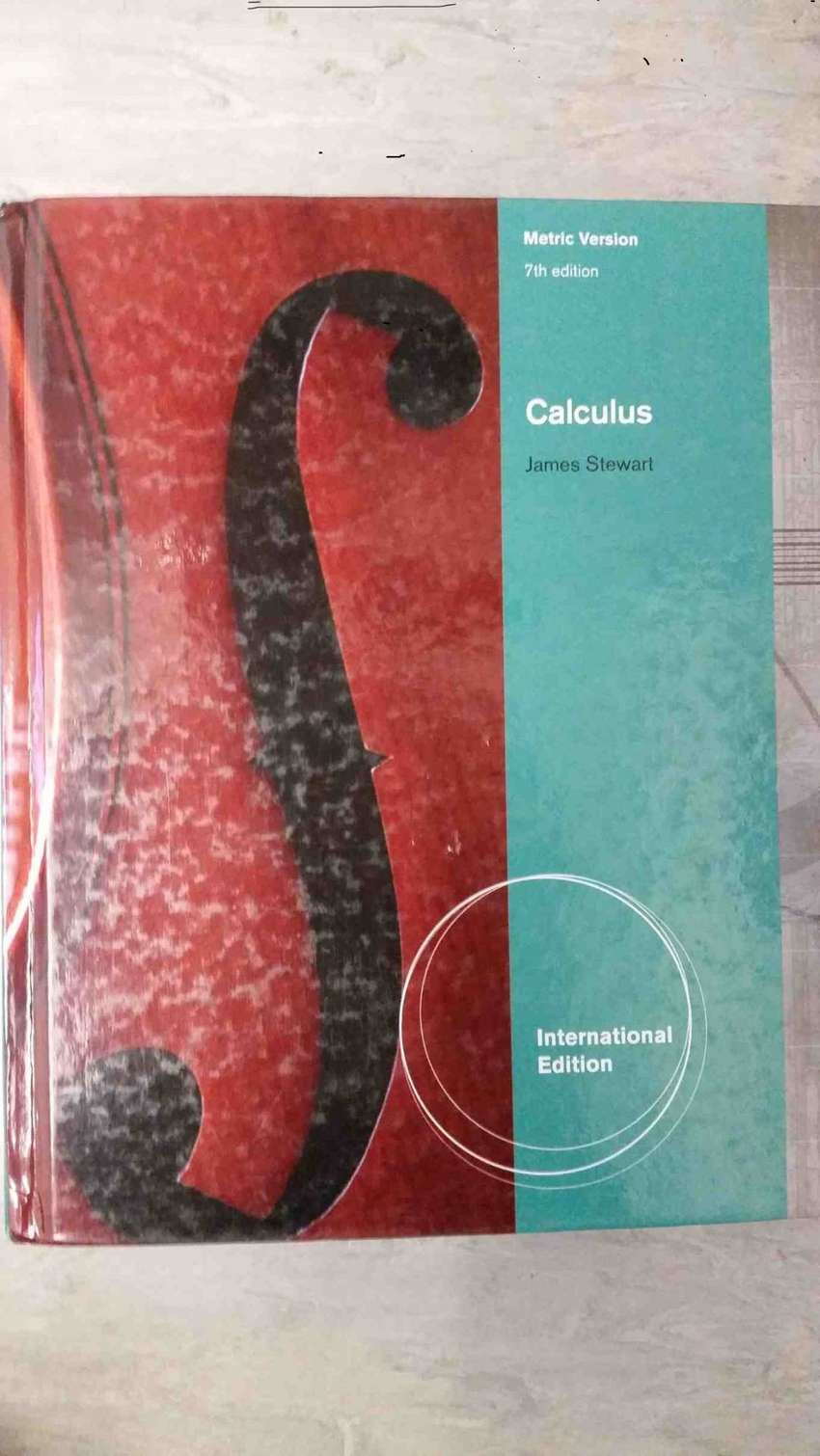 Calculus Metric Version 7th edition - James Stewart