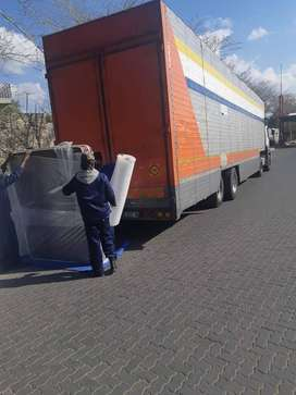 #1 Local and Long Distance Furniture Removals Across South Africa