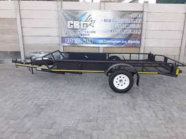 Double Quad Trailer (Brand New) for sale