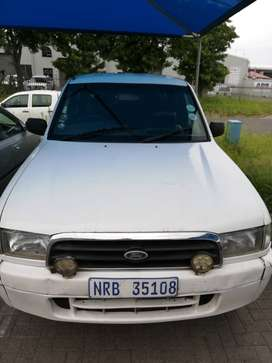 Ford Ranger 2.5 double cab
