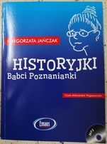 Historyjki Babci Poznanianki. Książka z płytą CD