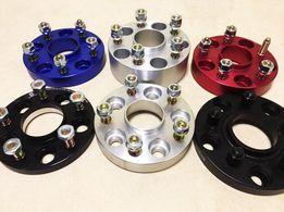 Алюминиевые Проставки Адаптеры для дисков BMW,Toyota,Mercedes и ост.