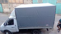 Тенты для грузовых авто, прицепов. Тенты для палаток. Надувные горки.