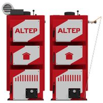 Твердотопливный котел на дровах и угле от производителя ALTEP (Альтеп)