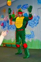 Детский праздник под ключ, заказать Аниматора для детей в Киеве Мы рад