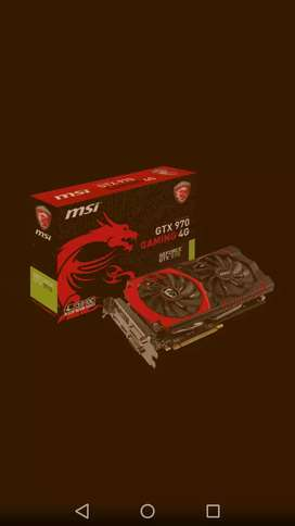 GTX 970 4GB GAMING (MSI)