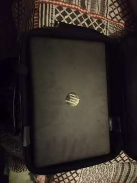 Hp laptop brand new only been used once