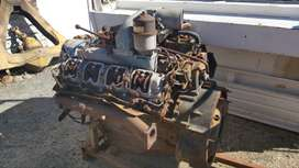 Nissan RD 8 Engine Stripping for Spares