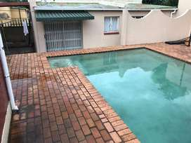 Secure 1 bedroom cottage available for renting
