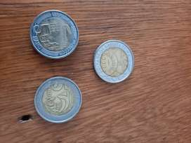 Selling 3× Special R5 coins in a good condition