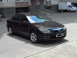 Mazda 6 (разборка)