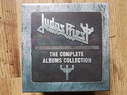 Judas Priest Complete Albums Collection BOX 19CD Folia