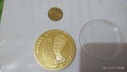 Монета Египет