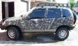 Эксклюзивная Niva Chevrolet