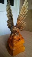 Резной орёл