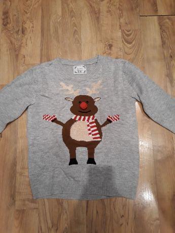 Sweter świąteczny L Wodzisław Śląski - image 1
