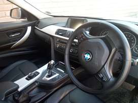 I am selling a BMW 3 series 2013, everything is still in good conditio