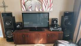 LG 2300w sound system for sale