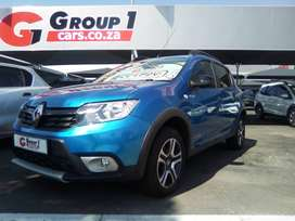 2019 RENAULT SANDERO STEPWAY 900TURBO