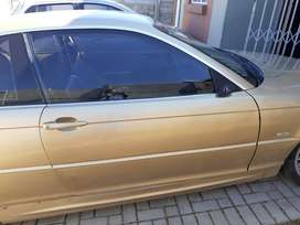 Clean 2004 BMW Coupe for sale