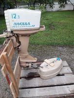 Silnik spalinowy Moskwa 12,5 KM
