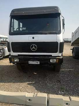 MERCEDES BENZ V-SERIES HORSE