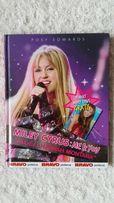 """Książka """"Miley Cyrus: Me&You. Gwiazda """"Hannah Montana"""" Possy Edwards"""