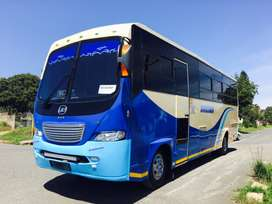 New 30 seater bus bodies