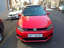 Volkswagen polo 1.8 GTi 2017 model for SELL