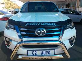 2017 Toyota Fortuner 2.8 Gd6 4x4 Manual