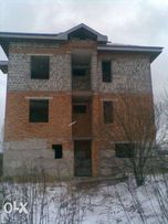 Продам незавершений будинок